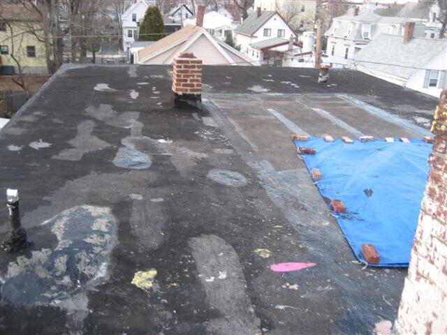 IB Roof Installation in Lynn, MA