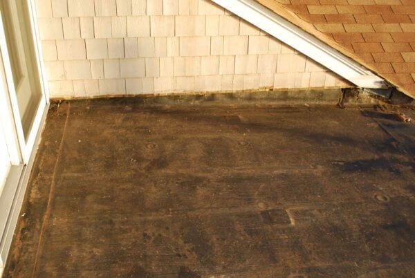 PVC Roof/Deck Installation in Warren, RI